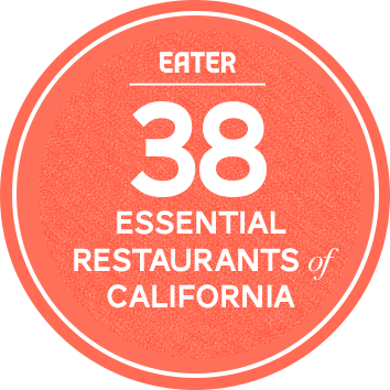 Localis EATER 38 Essential California Restaurants