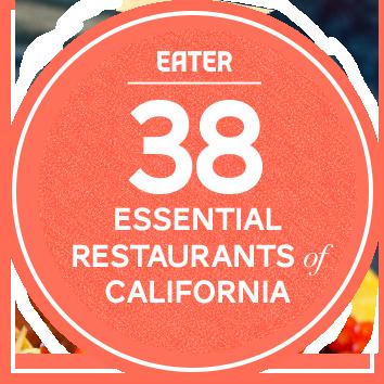 Localis EATER 38 Essential California Restaurants