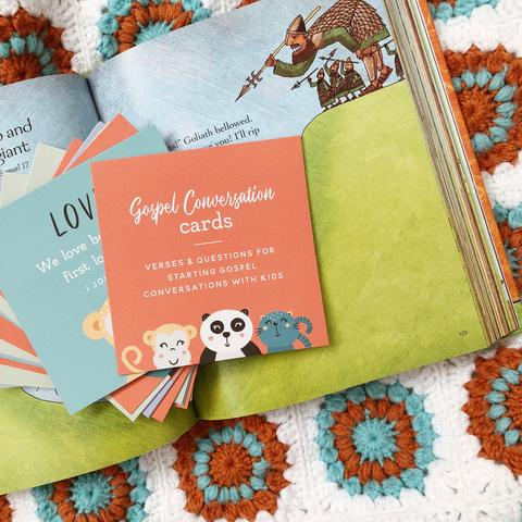 Gospel Conversation Cards
