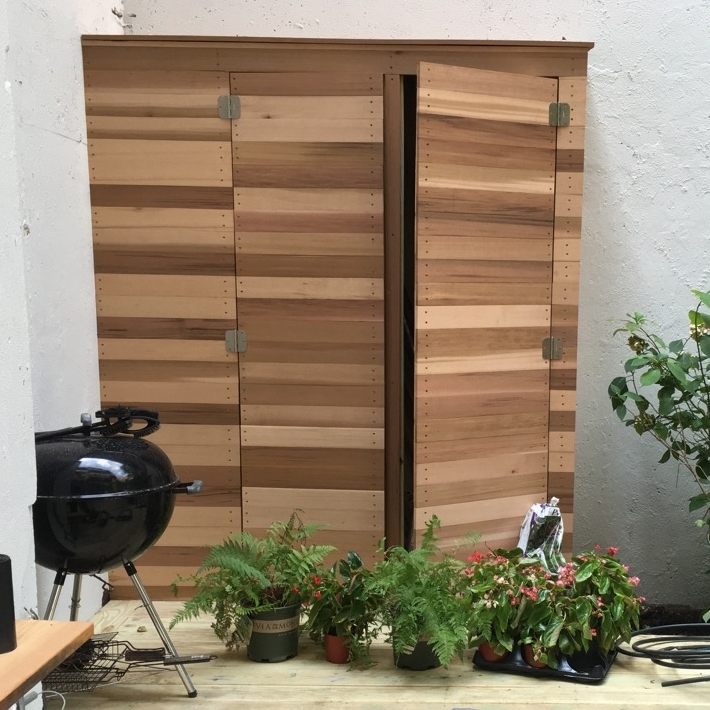 Custom Furniture Shed By Edible Petlas Brooklyn
