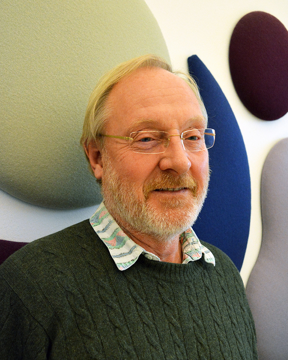 Prof. Per Kjellbom, PhD, Biochemistry and Structural biology, Lund University