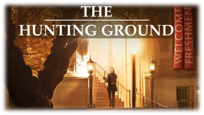 DON'T BELIEVE THE HYPE! THE HUNTING GROUND IS A GAME CHANGER