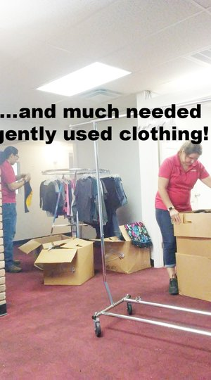 Gently Used Clothing
