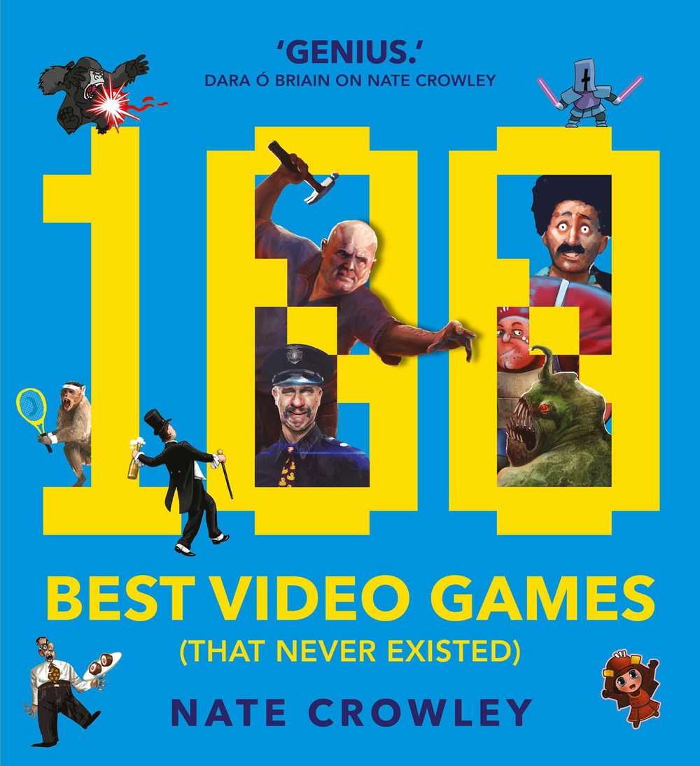 100 Best Video Games (That Never Existed) Paperback