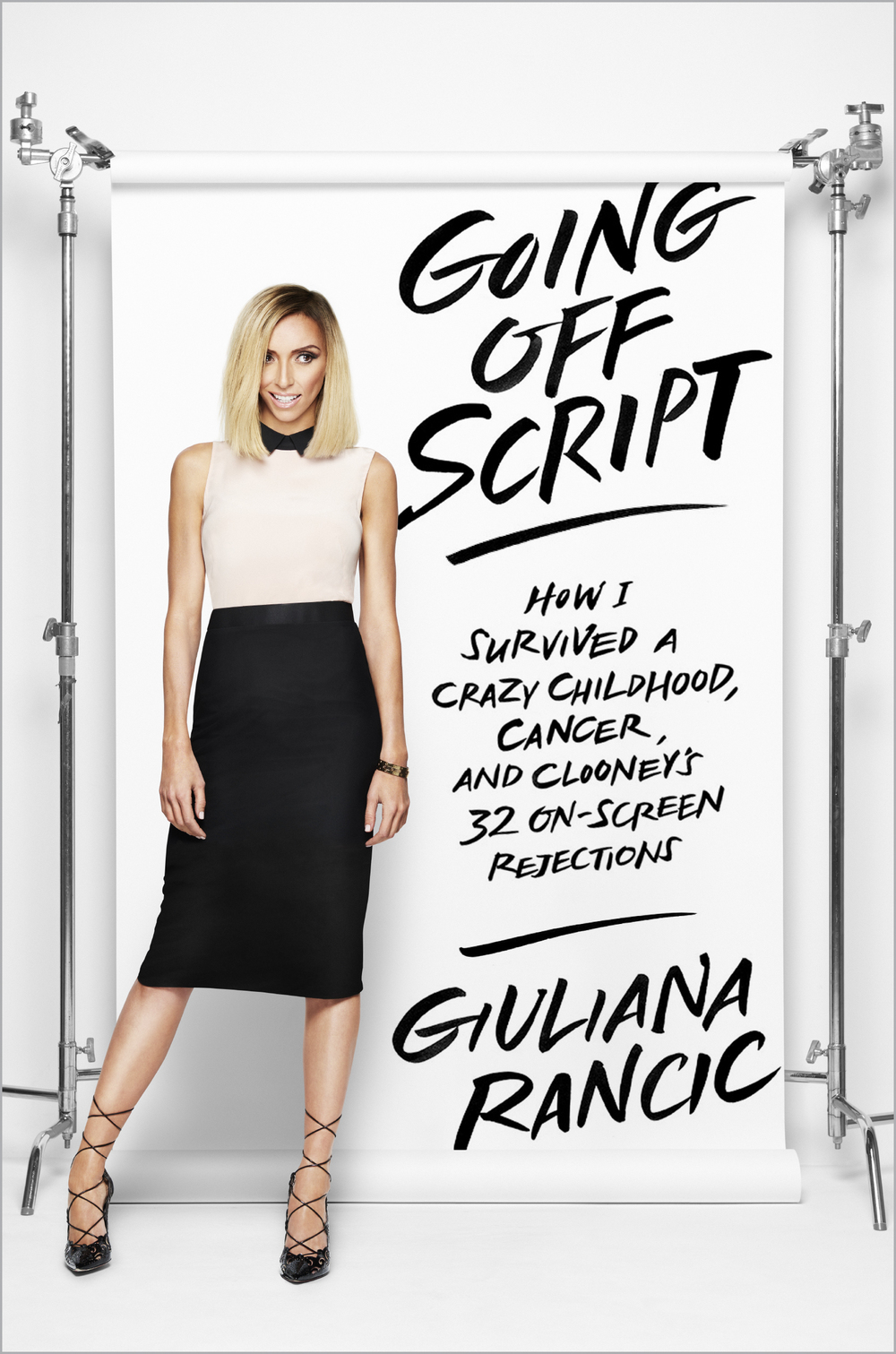 Going off Script   Giuliani Rancic