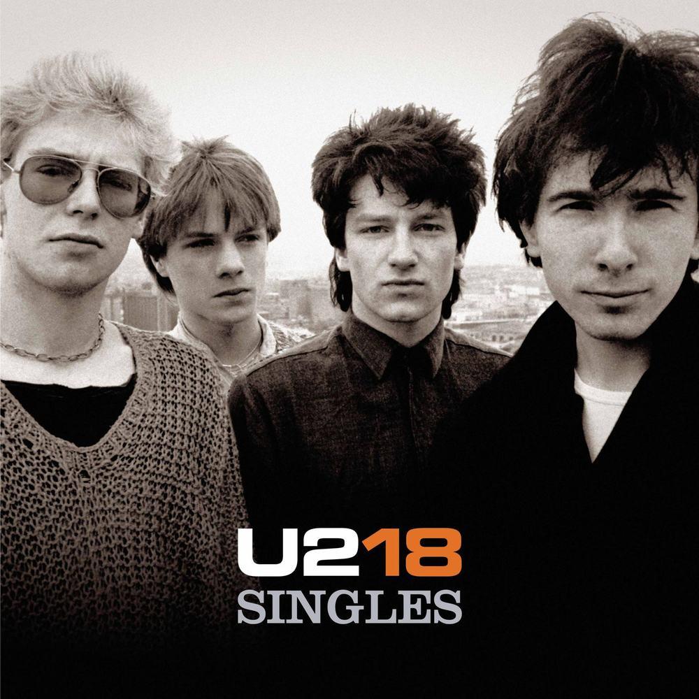 18 Singles   U2