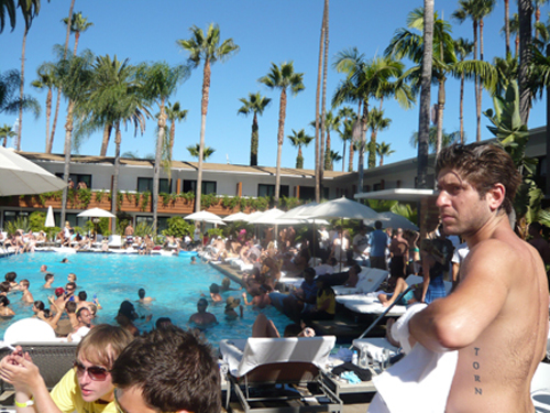 "Hard ""Special"" Disco Version Pool Party At Tropicana with DJ James Murphy"