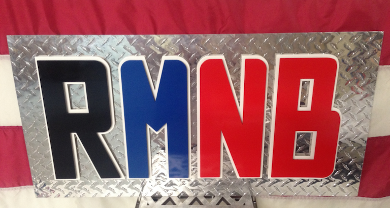 ShieldCo can use different materials to make your 3D Custom Metal Signage really stand out.