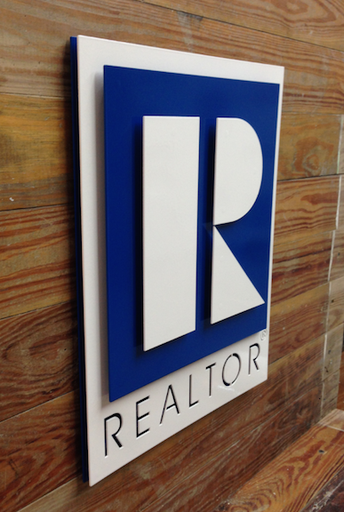 3d Custom Logo - Realtor