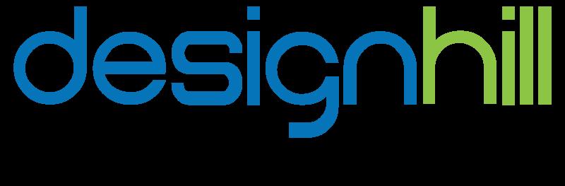 DesignHill logo design