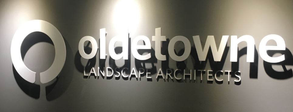 Oldetowne Landscape - Custom Metal Sign.JPG