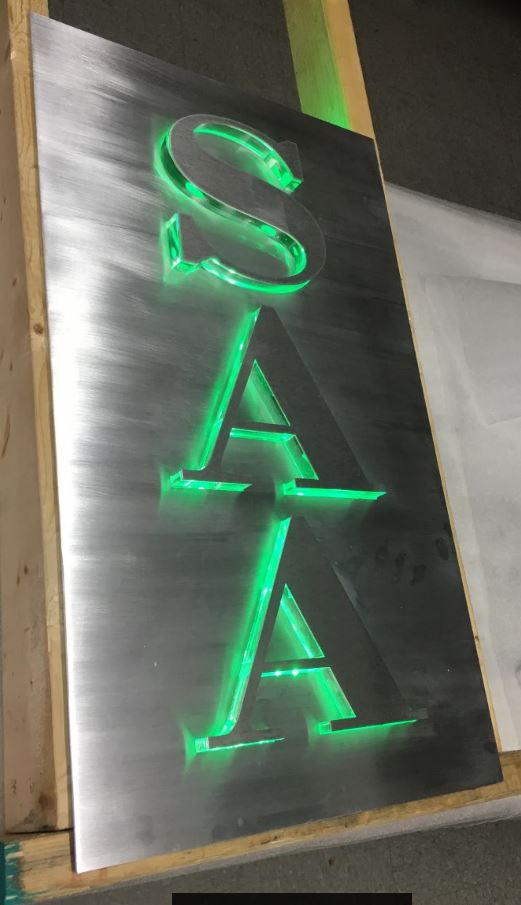 SAA - Custom Metal Sign.JPG