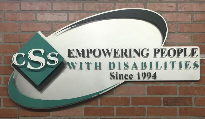 Consumer Support Services - Custom Metal Sign.JPG