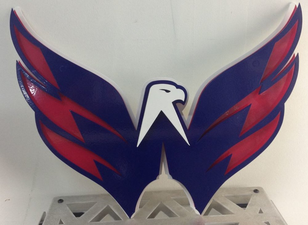 We had to create something for the Capitals as well!