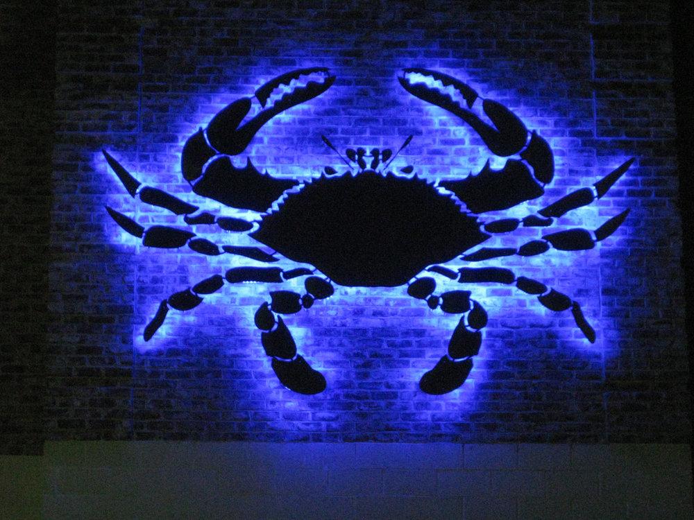 Creative Metal - Crab Sign Lit.jpg