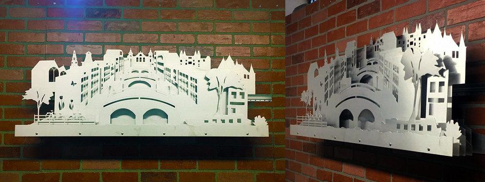 Amsterdam Canal Custom Commission