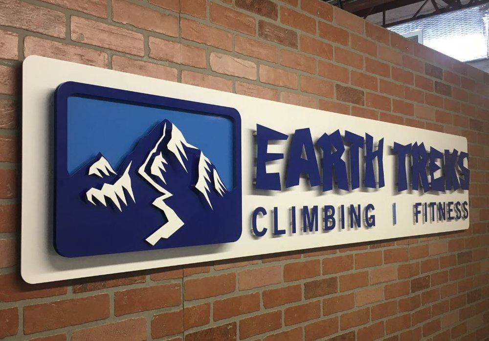 Multi Layer Metal Sign - Earth Treks.jpg