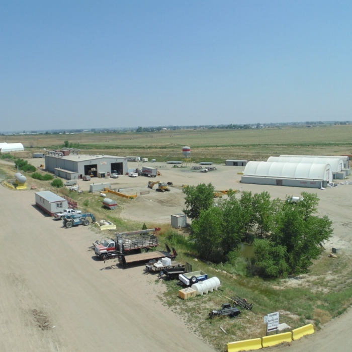 Expansive Facility - Coblaco Services has two Colorado locations, including an expansive Production Facility in Henderson, and a corporate office in Aurora.  The Production Facility spans over 40 acres and includes more than 30,000 square feet of climate-controlled coating areas.