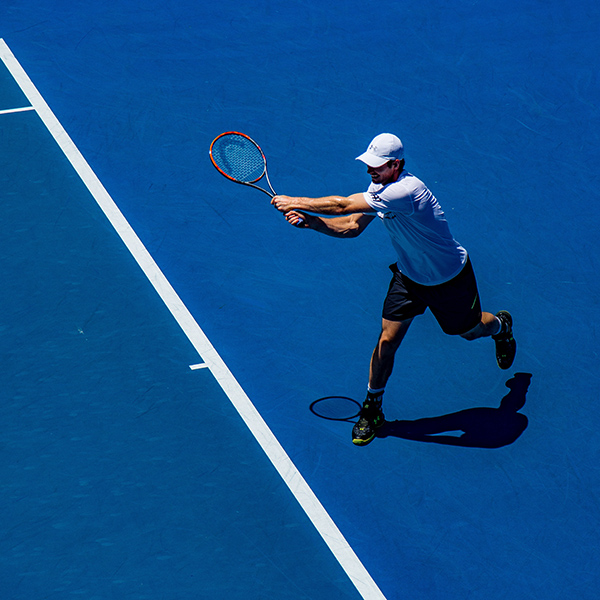 There are many common tennis injuries that can be dealt with at the clinic which will improve flexibility and strength in the shoulder muscles and other area..