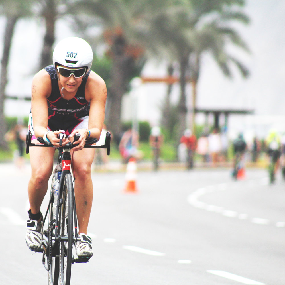 Triathlon is a great form of cross training. Having good muscle range and stability is very important to be able to move quickly and transition from one discipline to another.
