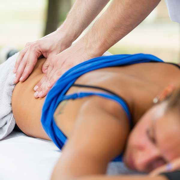 Sports and deep tissue massage  have been shown to aid recovery from injury, prevent injuries occurring and to increase performance