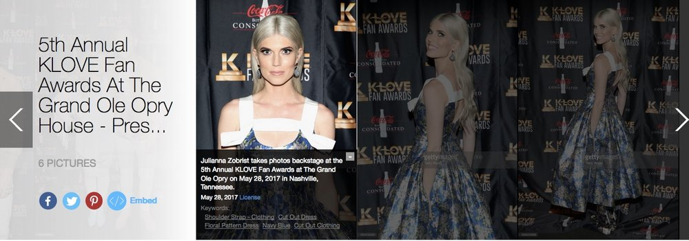 KLOVE Fan Awards 2017