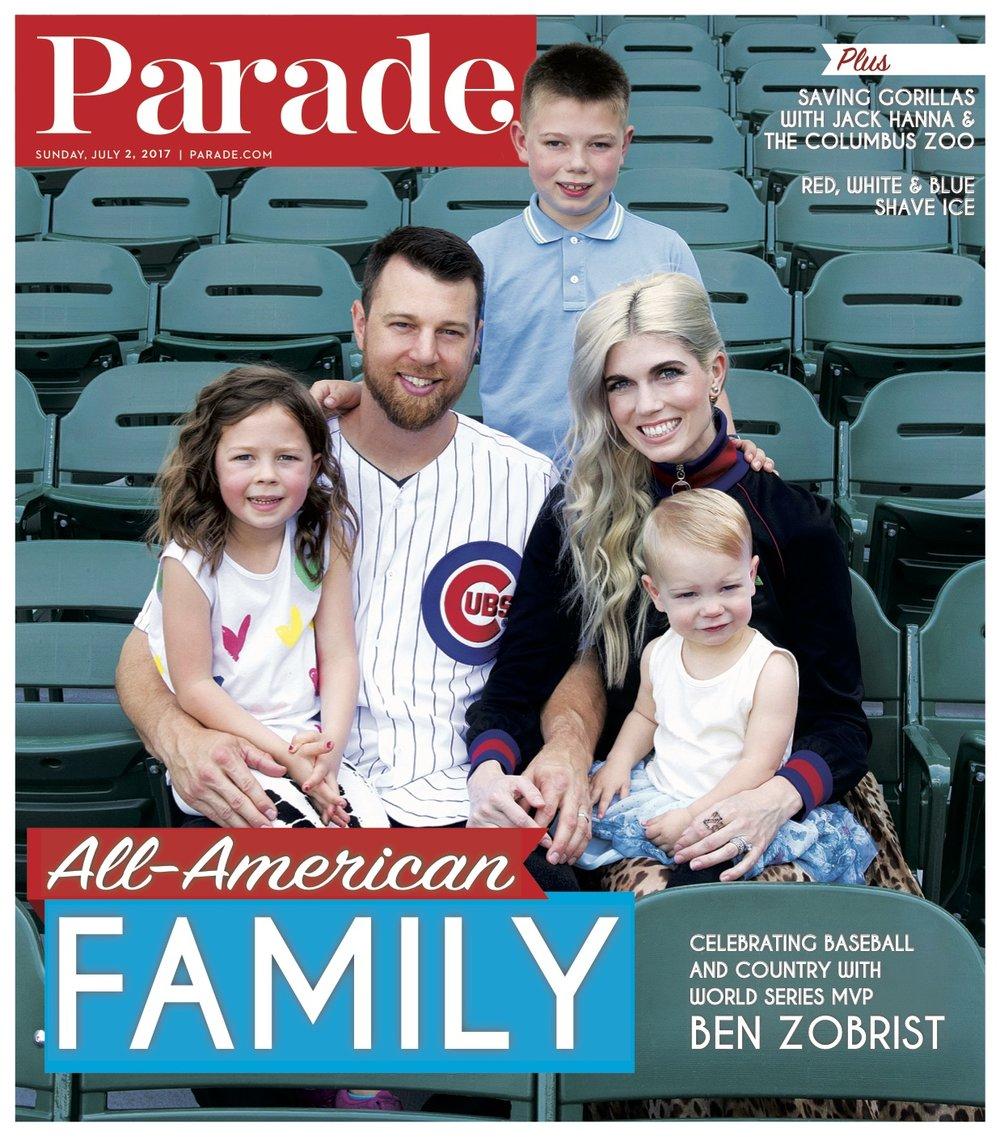 PARADE Cover 2017