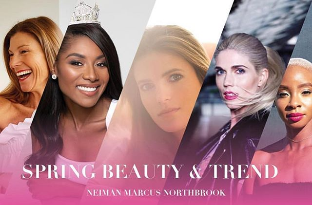 Tomorrow Lovelies. Come see me at @neimanmarcus in Northbrook!  I am joining a panel of extraordinarily creative and inspiring women to talk about Beauty and Fashion....and you know imma bring up unity and collaboration! XOXOJules  DM @neimanmarcusnorthbrook to RSVP!