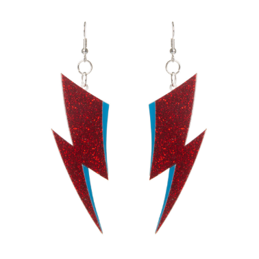 Aladdin Sane Earrings