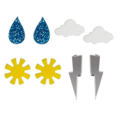Weather Earrings