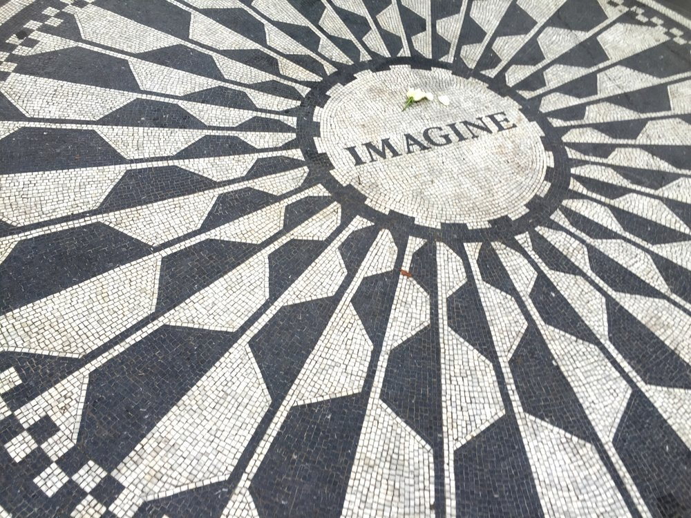 Imagine Memorial for John Lennon