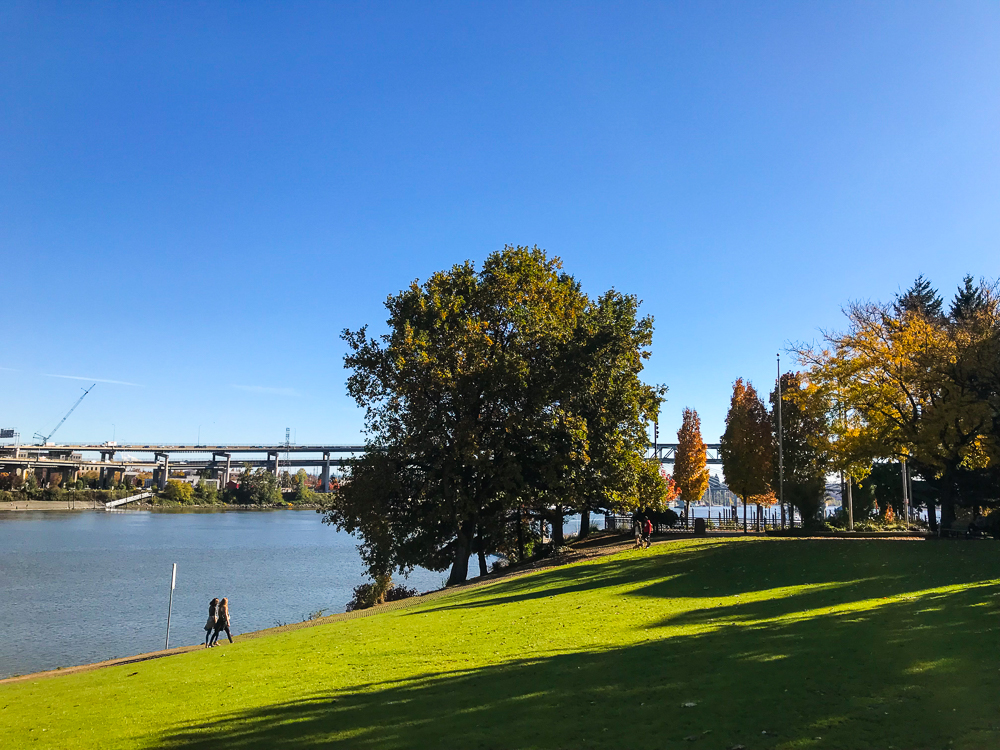 Willamette Riverfront