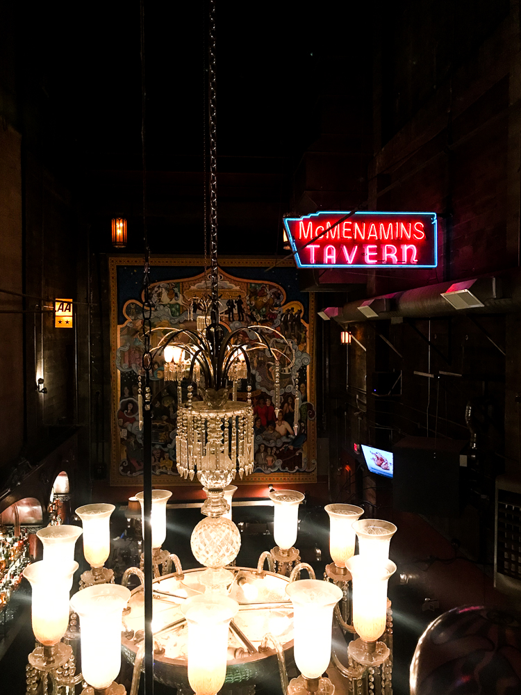 McMenamin's Backstage Bar