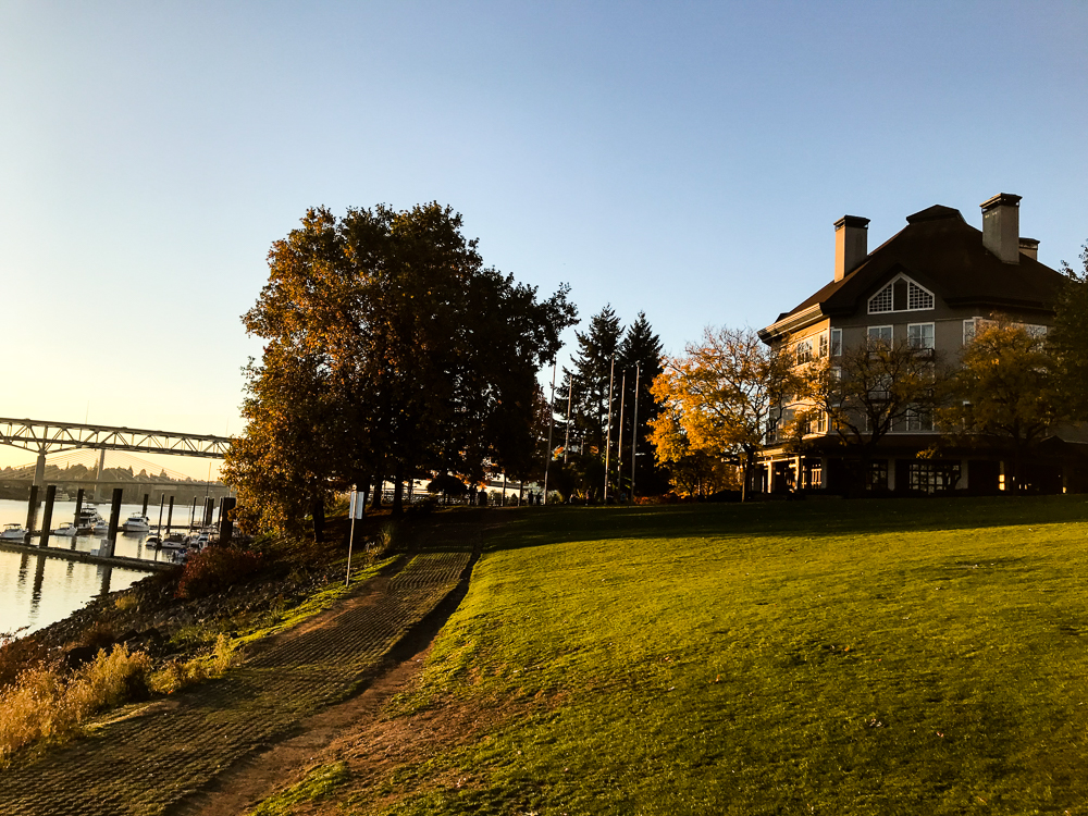 Kimpton Riverplace Hotel on the Willamette River