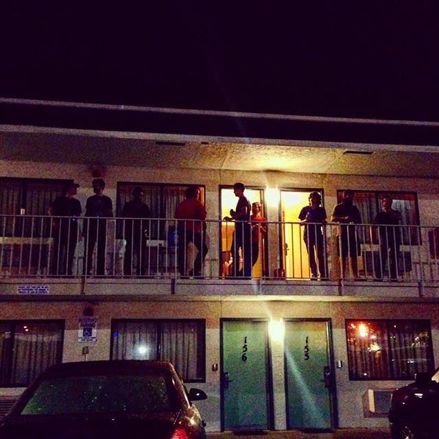 KBC kickin' it in Tuscaloosa. @innisfreettown @alabamafbl #rolltide #ziggystardust @asaprockyofficial_ @taylorswift #starsfellonalabama #tuscaloosanights #ihopeneilyoungwillremember #sexytadpoles #hotelroom #hotellife #hotelview #rocknroll #cedarbeach #donniedarko #jakegyllenhaal #maggiegyllenhaal #michaelcaine #superstition #youarewhatyoueat #hotelchicamauga #roadtrippin #roadtrippinwithmytwofavoriteallies #hottie #indiansummer