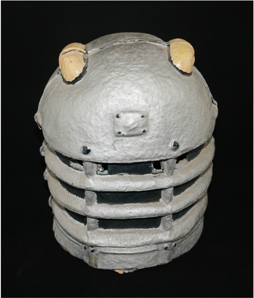 A. E. Bangham & Co. Ltd., Dalek papier-mache mask