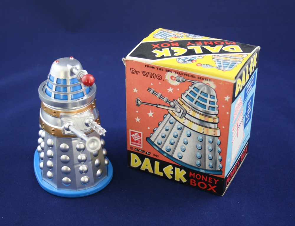 Cowan, de Groot Ltd., Codeg Dalek money box