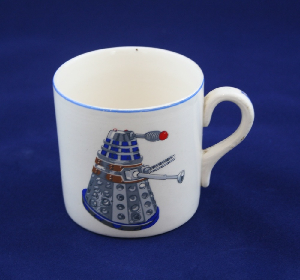 J H Weatherby and Sons Ltd., Dalek beaker