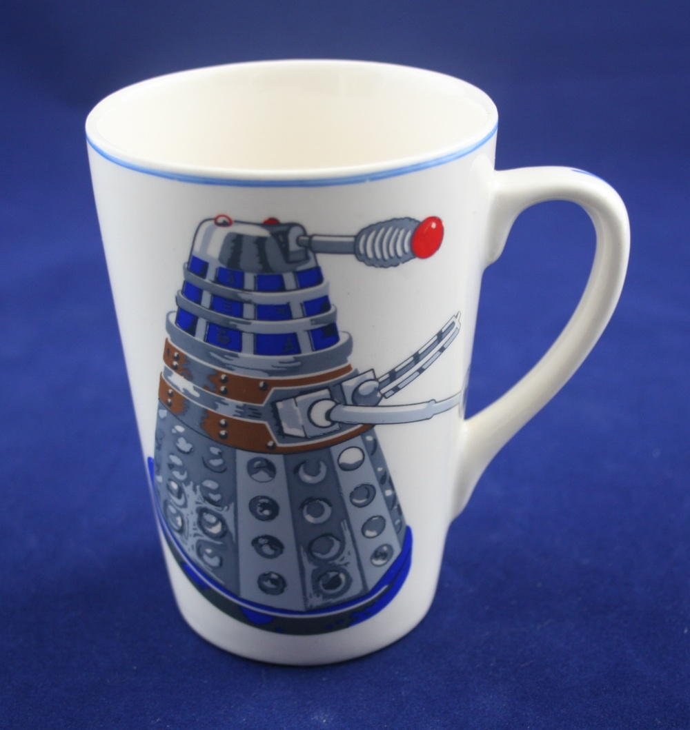 J H Weatherby and Sons Ltd., Dalek mug