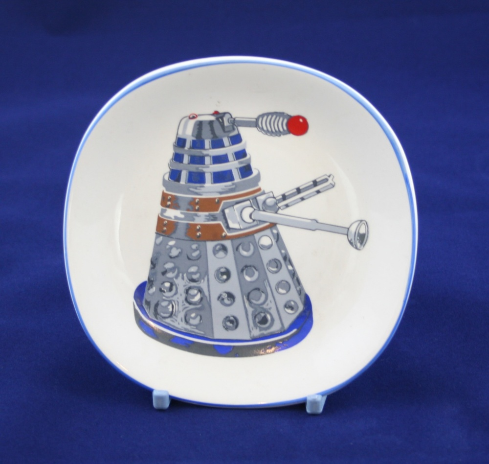 J H Weatherby and Sons Ltd., Dalek tilly tray