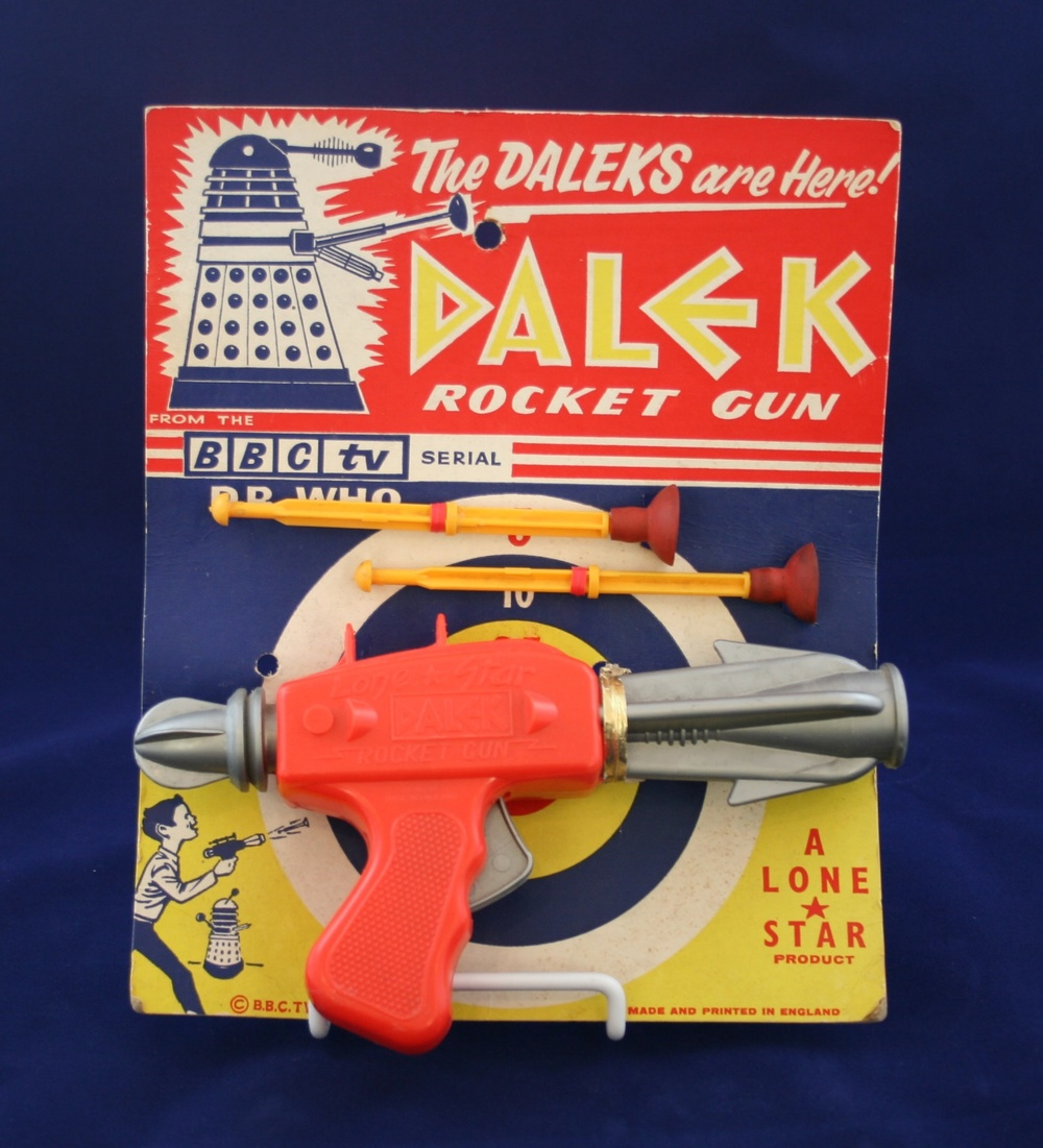 Lone Star Products Ltd., Dalek Rocket Gun