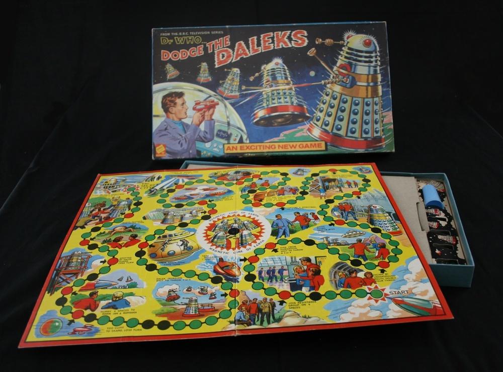Cowan, de Groot Ltd., Dr. Who... Dodge the Daleks
