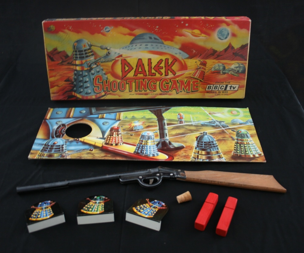 Louis Marx and Company Ltd., Dalek Shooting Game