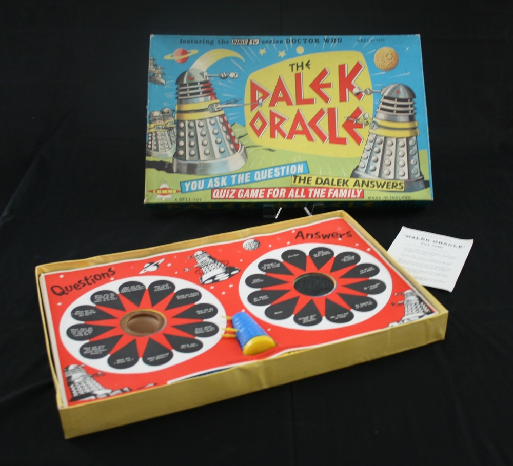 Bell Toys Ltd., The Dalek Oracle