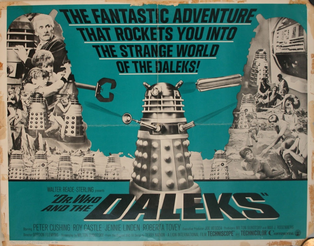 US Half-Sheet Poster