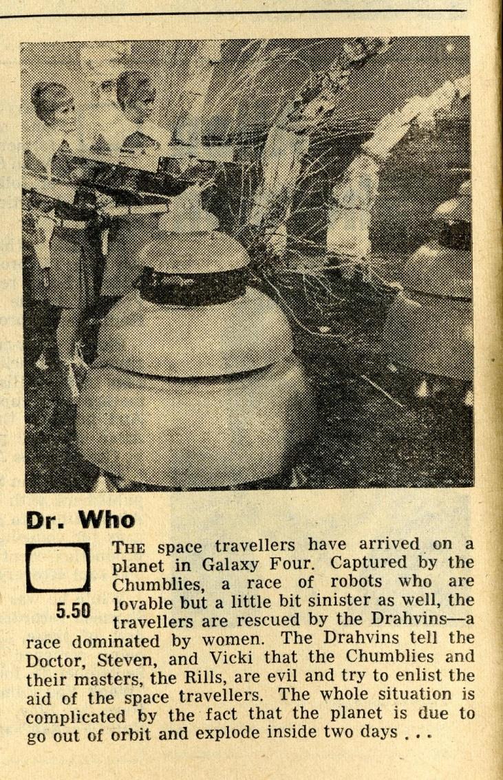 Radio Times, September 18-24, 1965