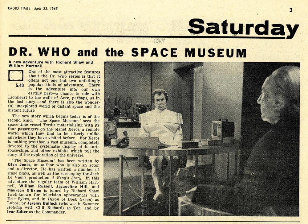 Radio Times, April 24-30, 1965