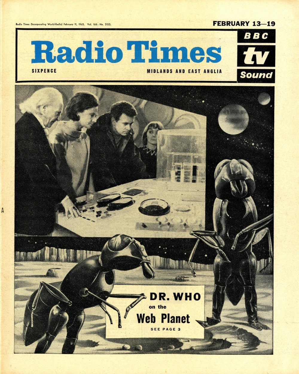 Radio Times, February 13-19, 1965