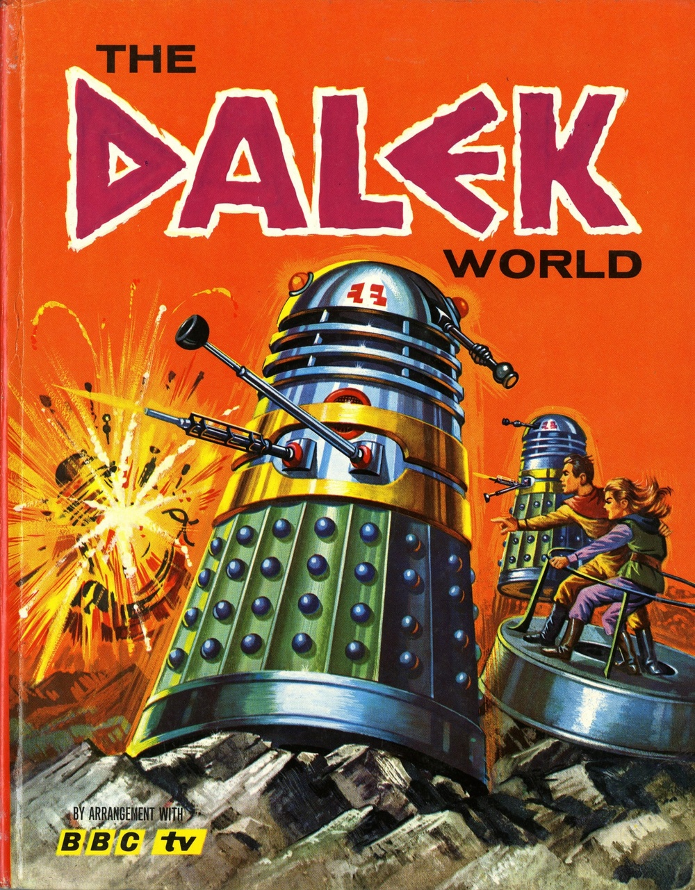 Panther Books Ltd., in association with Souvenir Press Ltd., The Dalek World