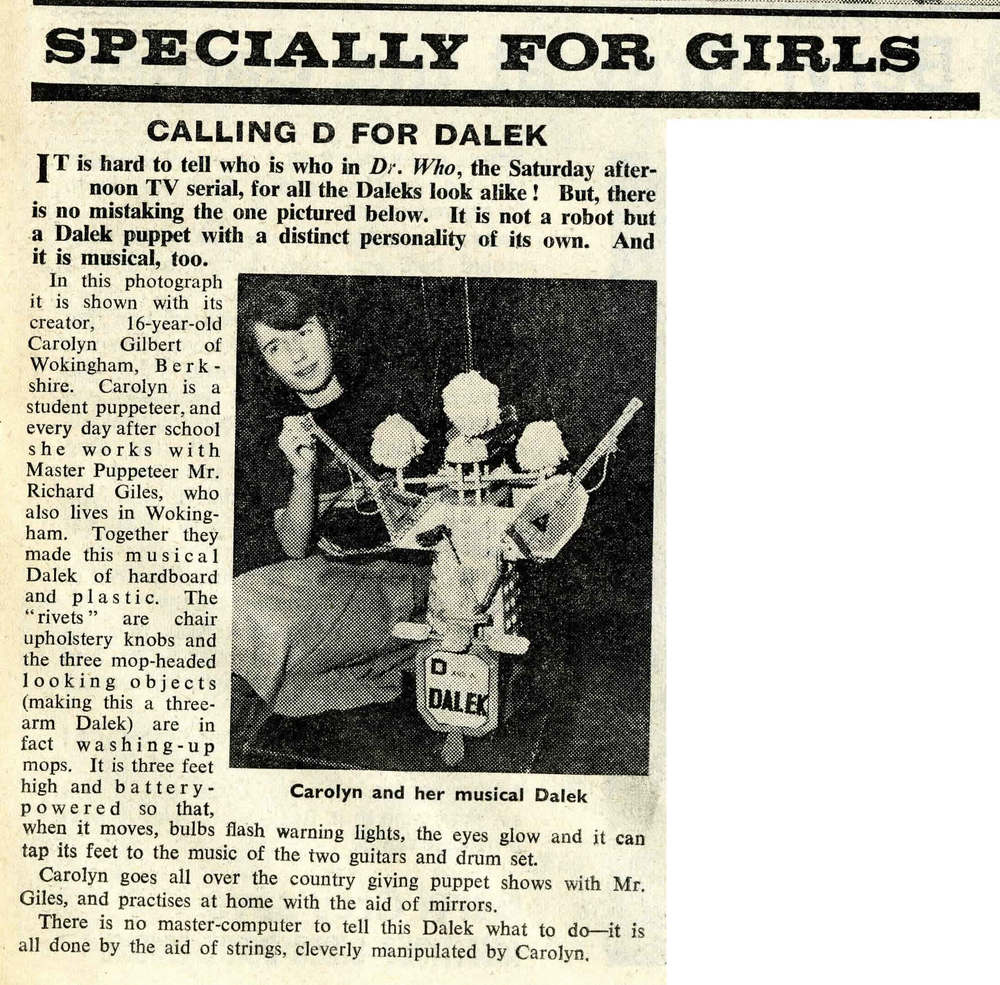Arthur Mee's Children's Newspaper, January 30, 1965
